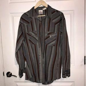 Vintage find!!  Western Frontier men's sz XL
